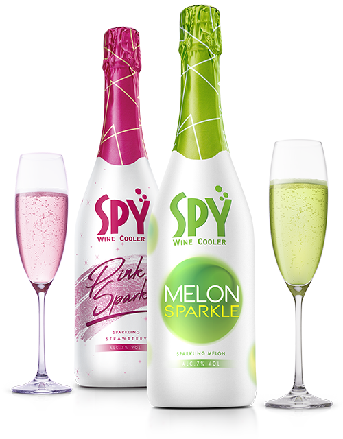 SPY SPARKLING FRUIT WINE