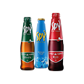 SPY Wine Cooler bottles